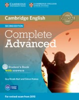 Complete Advanced the Second Edition