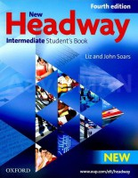 New Headway Intermediate the Fourth Edition